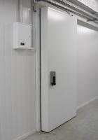Холодильні двері ''Стандарт'' 60мм 800x2100h Розпашні. Без доставки. Без монтажу.
