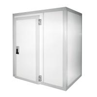 Сборно-разборная с ППУ 80 холодильная камера 1,66х2,86х2,2h обьемом 10,4м3. +Доставка; +Монтаж.